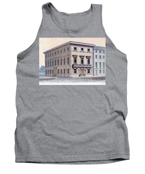 Athenaeum Perspective Tank Top