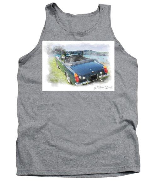 Austin Healey Sprite  Tank Top