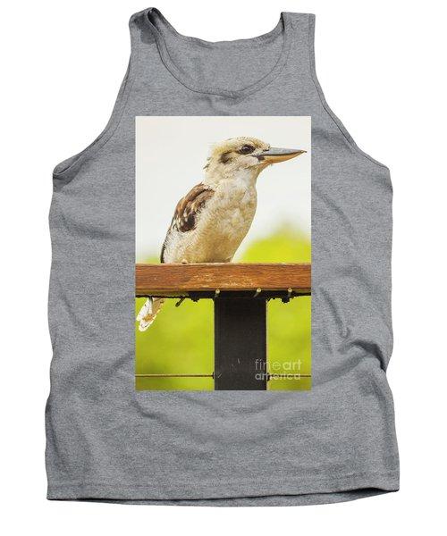 Australian Kookaburra Tank Top