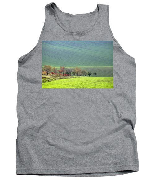 Autumn In South Moravia 18 Tank Top