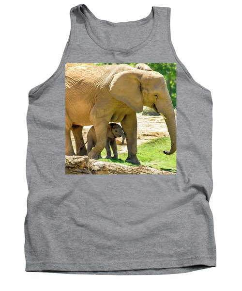 Baby's Safe House Tank Top