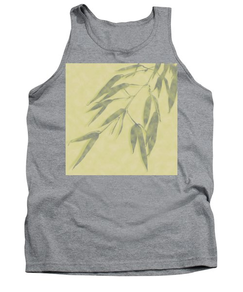 Bamboo Leaves 0580b Tank Top