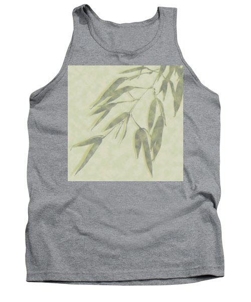 Bamboo Leaves 0580c Tank Top