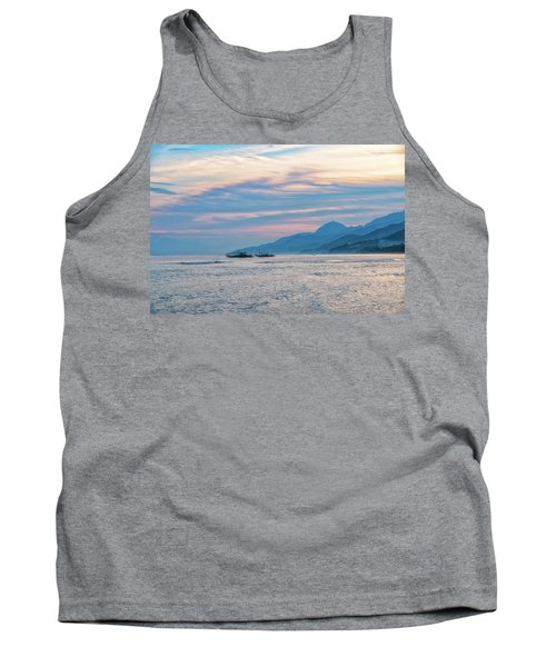 Batangas Sunset Tank Top