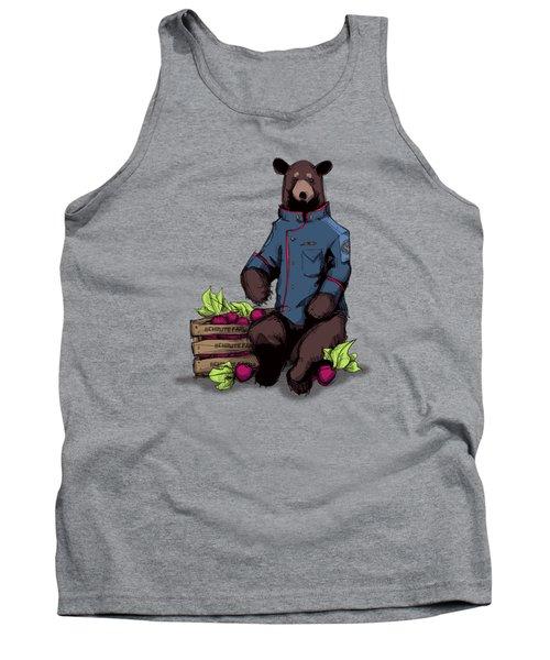 Bears Beets Battlestar Tank Top