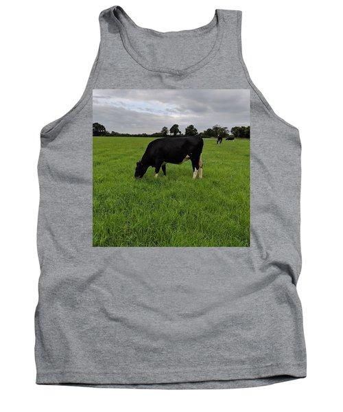 Beautiful Dairy Heifer Tank Top