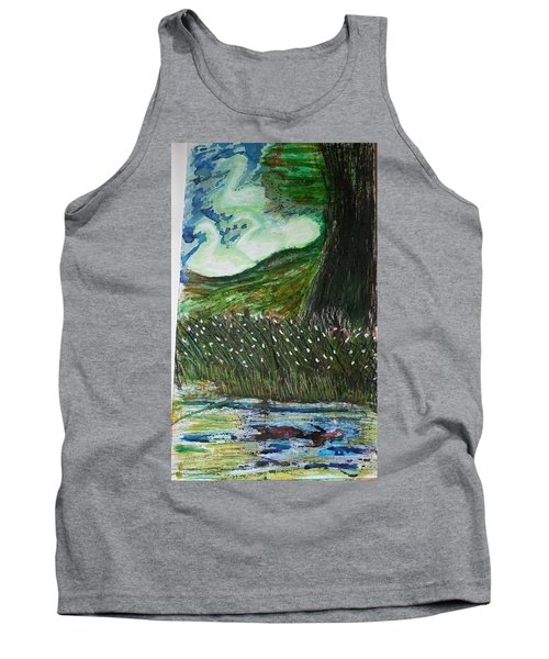 Beauty Is His Abusive Kingdom Tank Top