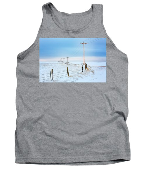 Bend In The Road Tank Top