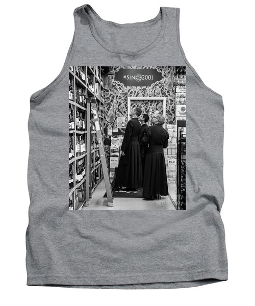 Tank Top featuring the photograph Big Night  by Cole Thompson