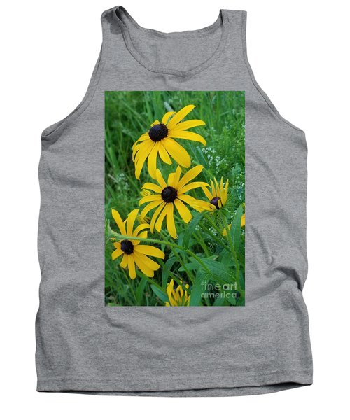 Black Eyed Susans 1 Tank Top