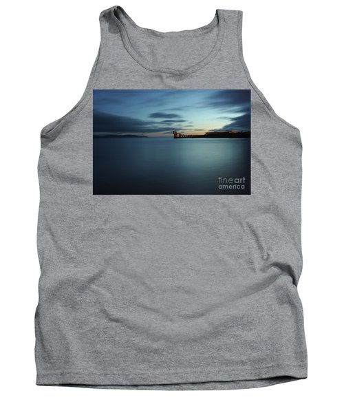 Blue Hour Salthill Tank Top