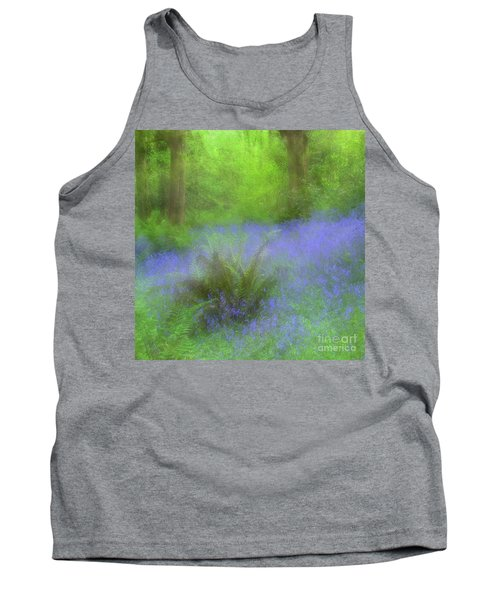 Bluebell Impression Tank Top