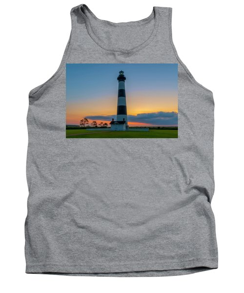 Bodie Island Lighthouse, Hatteras, Outer Bank Tank Top