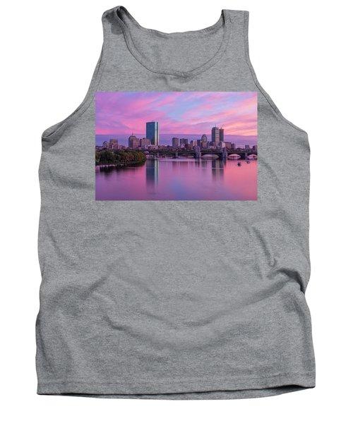 Boston Sunset Tank Top