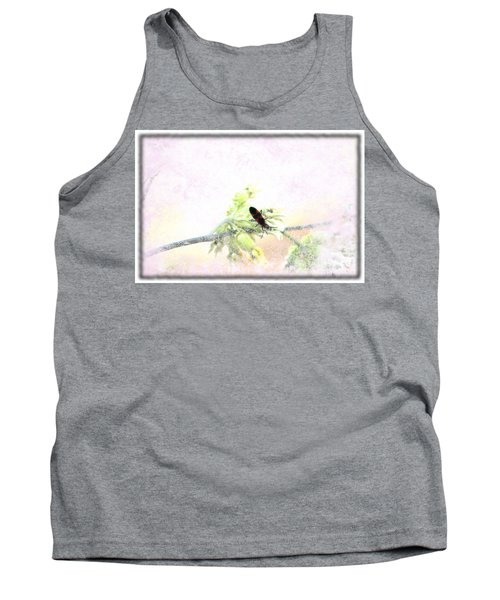 Boxelder Bug In Morning Haze Tank Top
