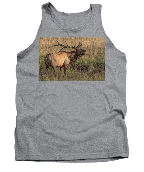 Bugling Bull Elk 7777 Tank Top