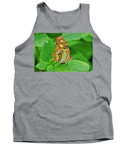 Butterfly Leaf Tank Top