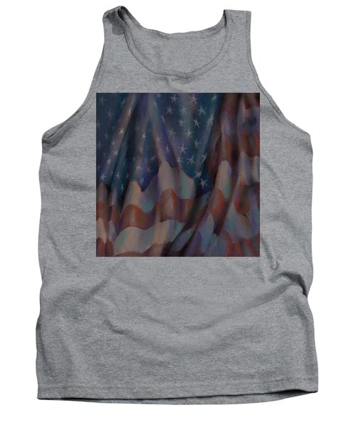 By The Dawns Early Light Tank Top