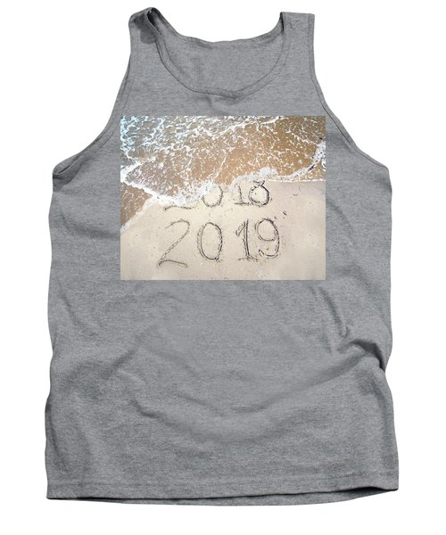 Bye Bye 2018 Welcome2019 Tank Top