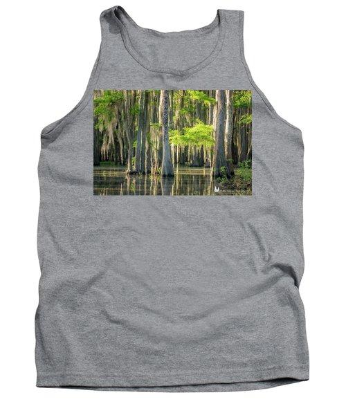Caddo Swamp 1 Tank Top