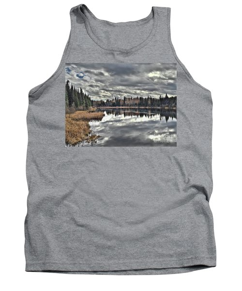 Calm Before The Storm Tank Top
