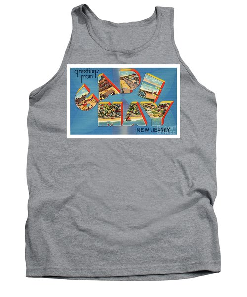Cape May Greetings - Version 2 Tank Top