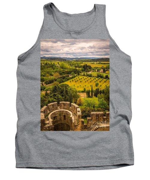 Carcassonne Tank Top