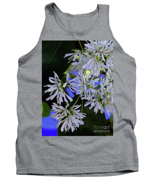 Carly's Tree - The Delicate Grow Strong Tank Top