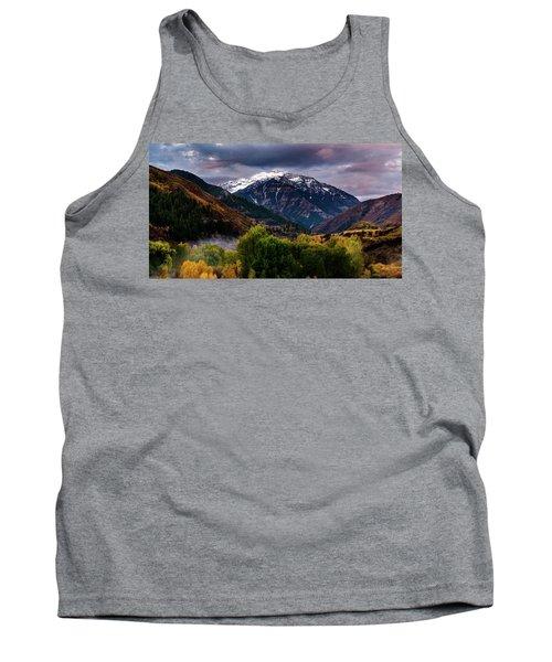 Cascade Mountain Tank Top