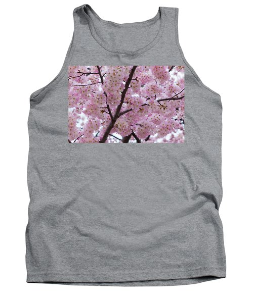 Cherry Blossoms 8611 Tank Top