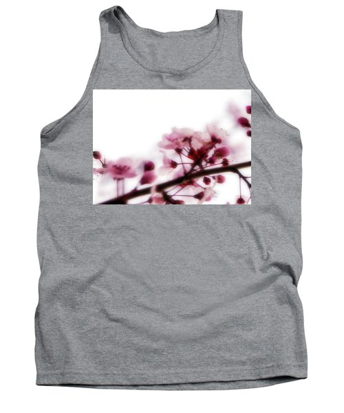 Cherry Triptych Left Panel Tank Top