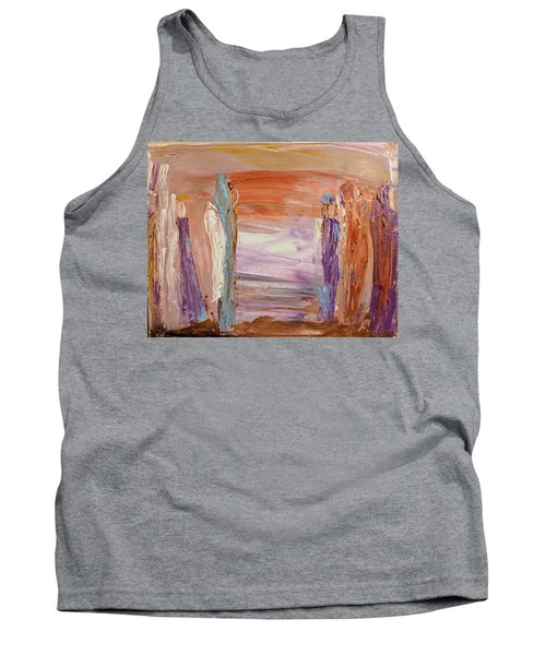 City Of Angels Tank Top