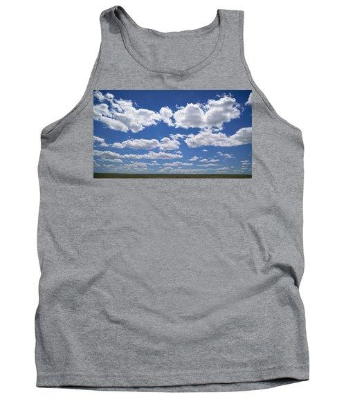 Clouds, Part 1 Tank Top