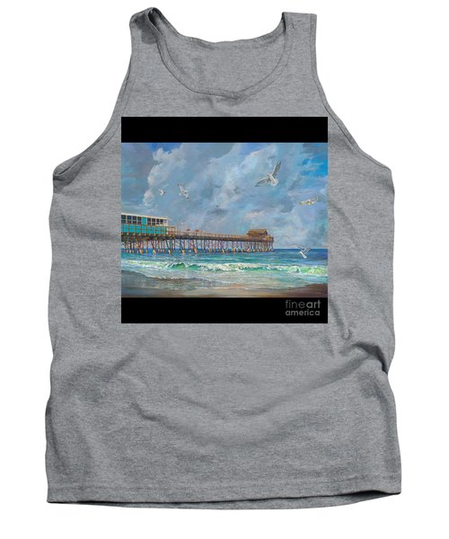 Cocoa Beach Pier Tank Top