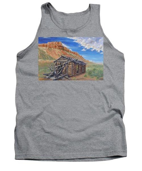 Colorado Prarie Cabin Tank Top