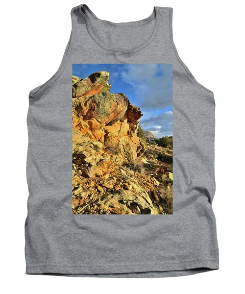 Colorful Crags In Colorado National Monument Tank Top