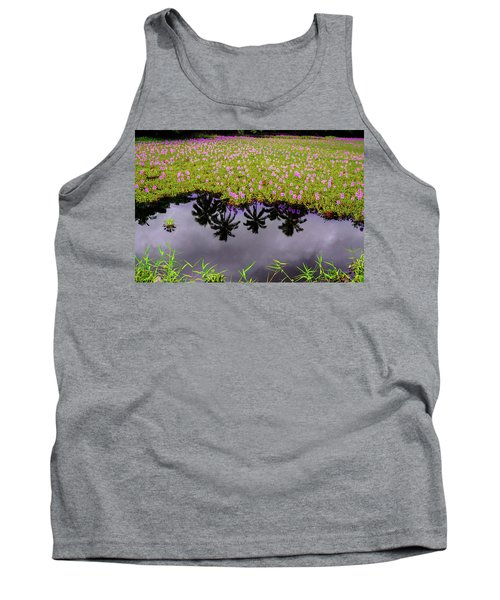 Colors On The Water Tank Top