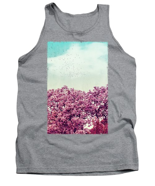 Colours Of Spring Tank Top