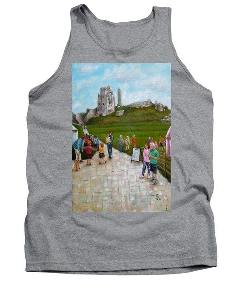 Corfe Castle Tank Top