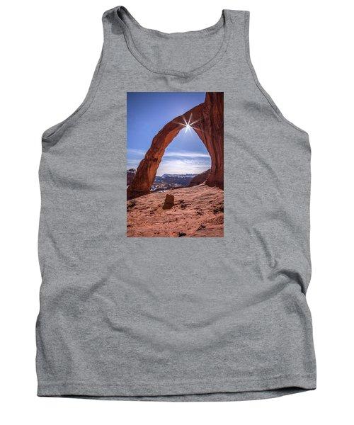 Corona Arch Sunburst Tank Top