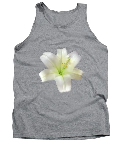 Cotton Seed Lilies Tank Top