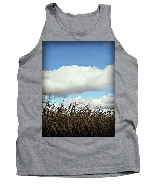 Country Autumn Cuves 5 Tank Top