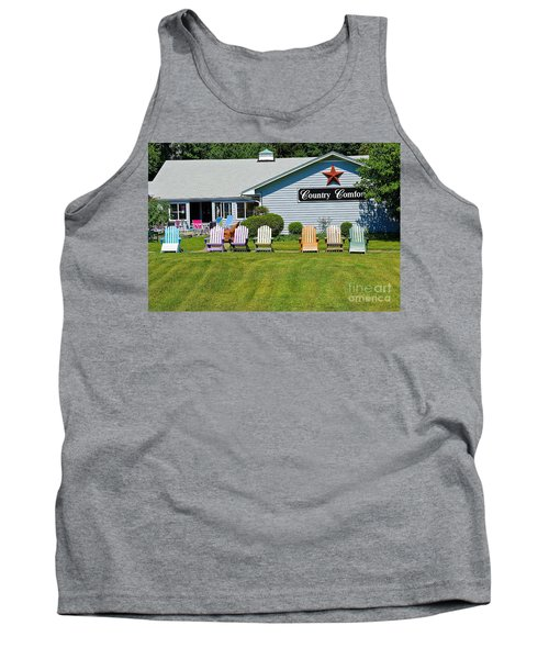 Country Comfort Tank Top
