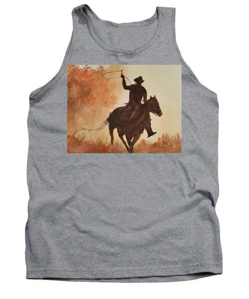 Cowboy Hero Tank Top
