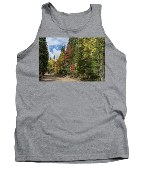 Tank Top featuring the photograph Cruising Colorado by James BO Insogna