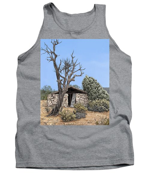 Decay Of Calamity The Half Life Of A Dream Tank Top