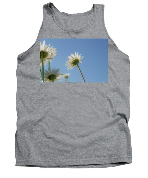 Distracted Daisies Tank Top