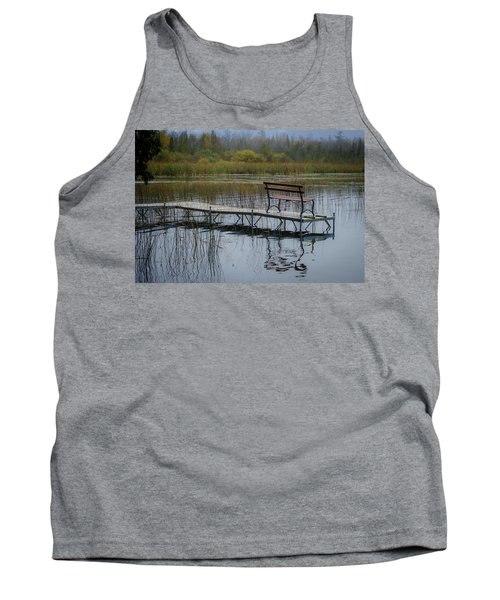 Dock By The Bay Tank Top