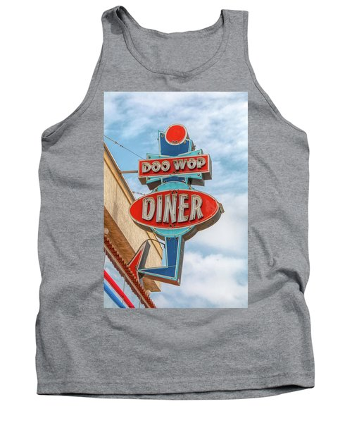 Doo Wop Diner Wildwood Tank Top