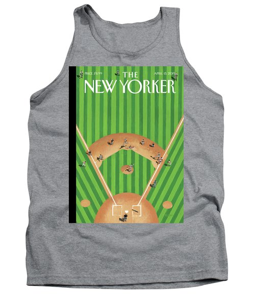 Double Play Tank Top